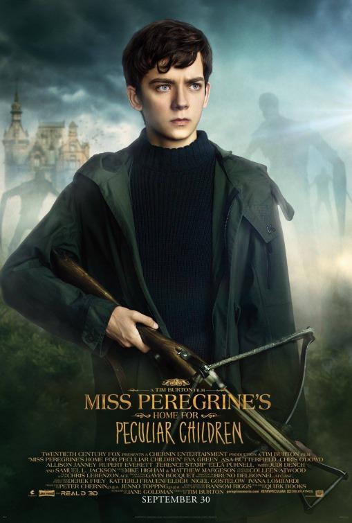 Posters - A Casa da Senhora Peregrine para Crianças Peculiares 2/8