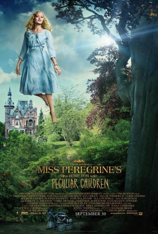Posters - A Casa da Senhora Peregrine para Crianças Peculiares 3/8