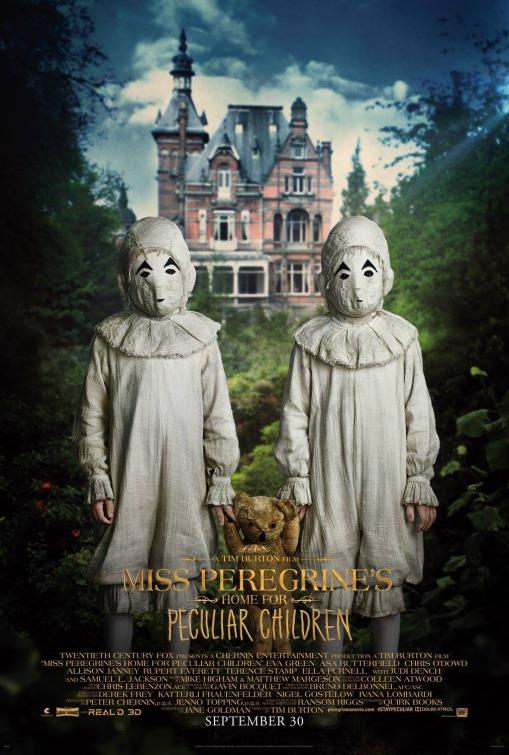 Posters - A Casa da Senhora Peregrine para Crianças Peculiares 6/8