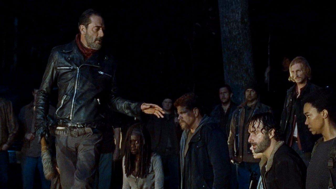 """Elenco regular de """"The Walking Dead"""" com quatro novas caras"""