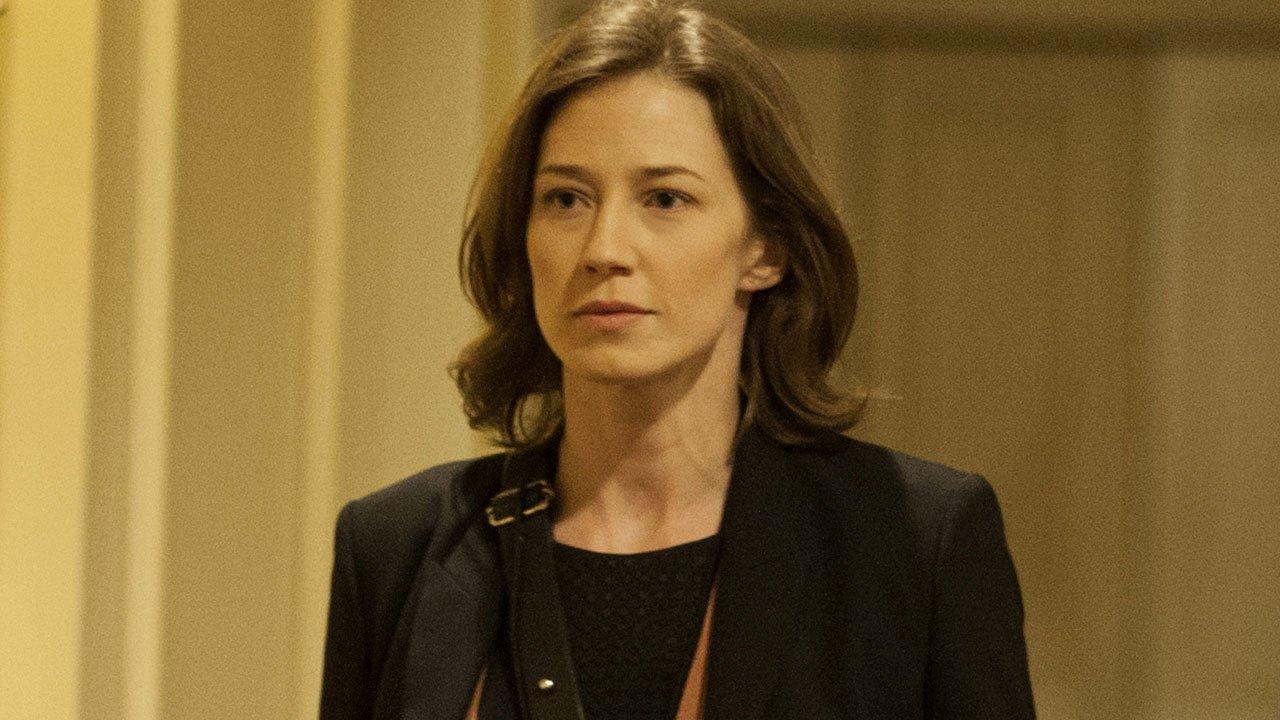 "Carrie Coon é a protagonista feminina da terceira temporada de ""Fargo"""
