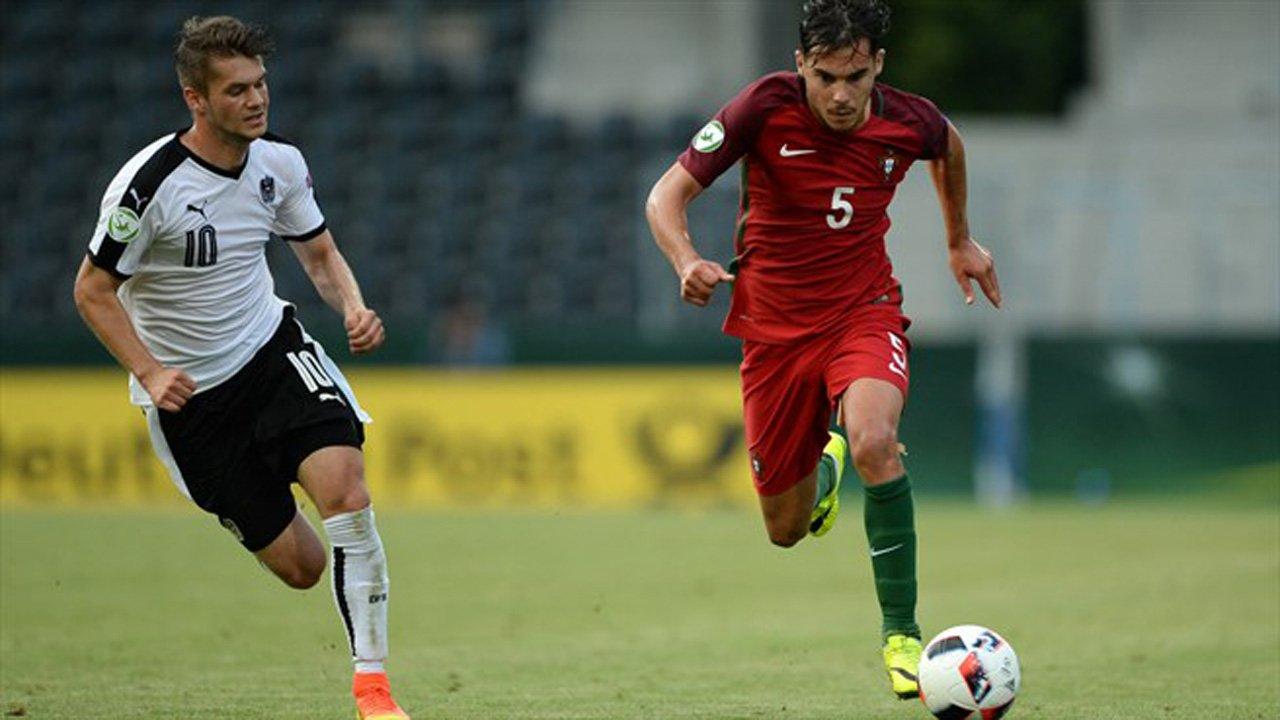 Jogo de Portugal contra a Alemanha para o Europeu Sub-19 em direto nos canais Eurosport