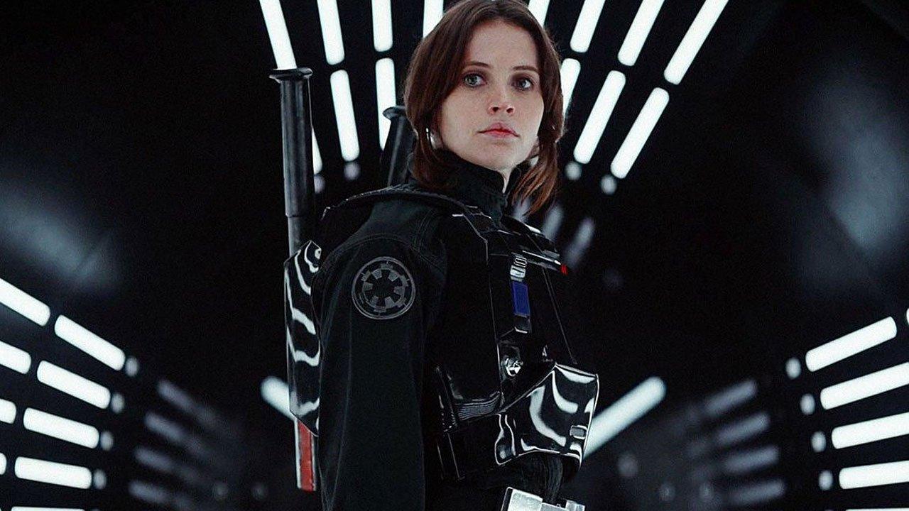 """Poster e imagens da rodagem de """"Rogue One: A Star Wars Story"""" apresentados em Londres"""