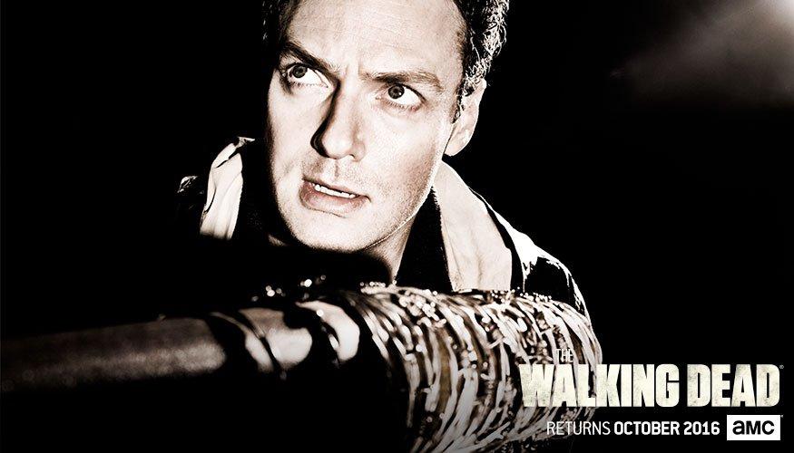 The Walking Dead - Comic Con Season 7 Posters 2/11
