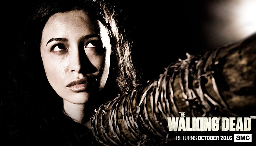The Walking Dead - Comic Con Season 7 Posters 3/11