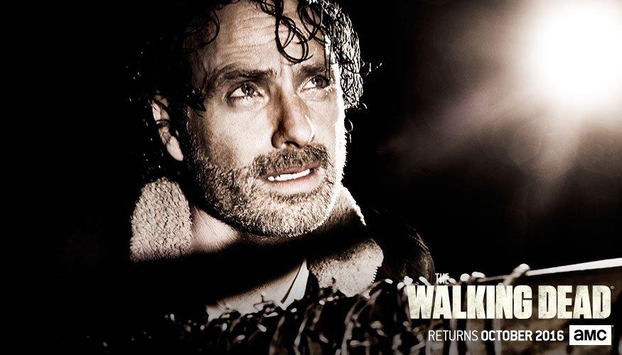 The Walking Dead - Comic Con Season 7 Posters 4/11