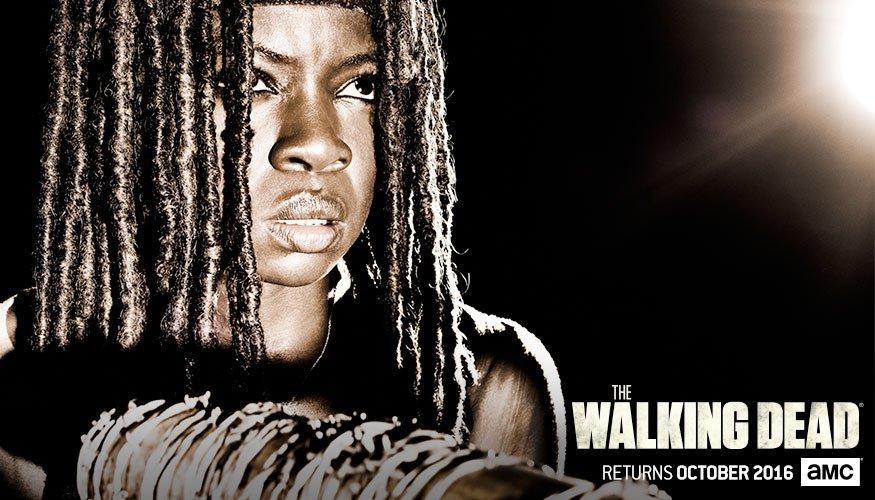 The Walking Dead - Comic Con Season 7 Posters 5/11