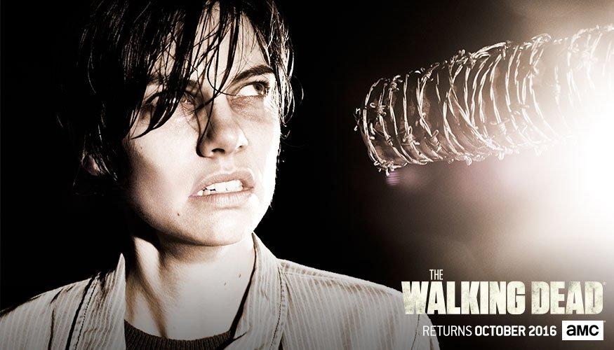 The Walking Dead - Comic Con Season 7 Posters 6/11