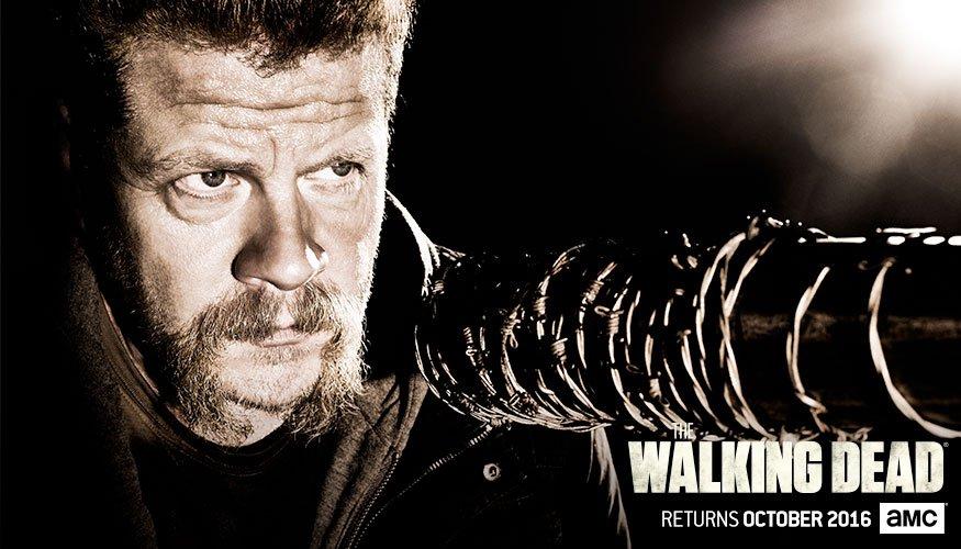 The Walking Dead - Comic Con Season 7 Posters 7/11