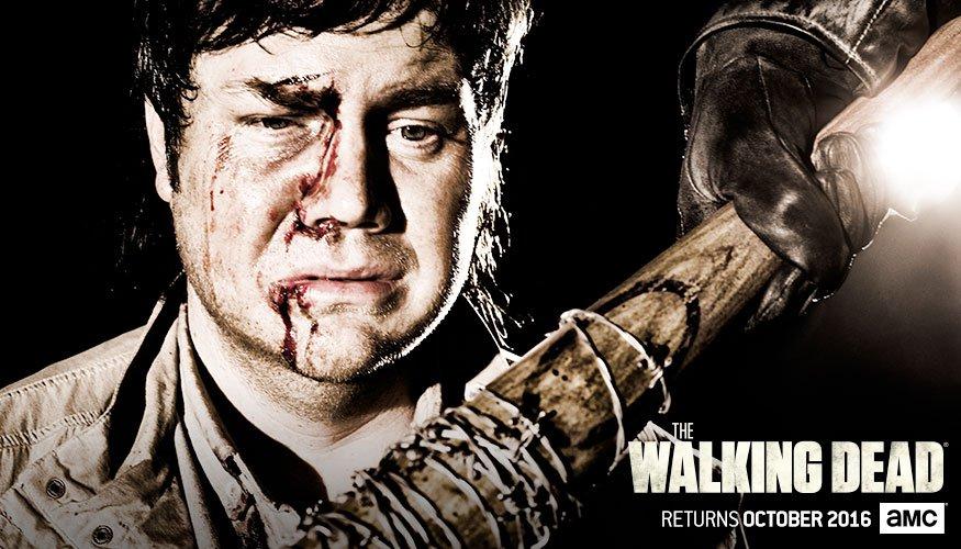 The Walking Dead - Comic Con Season 7 Posters 8/11