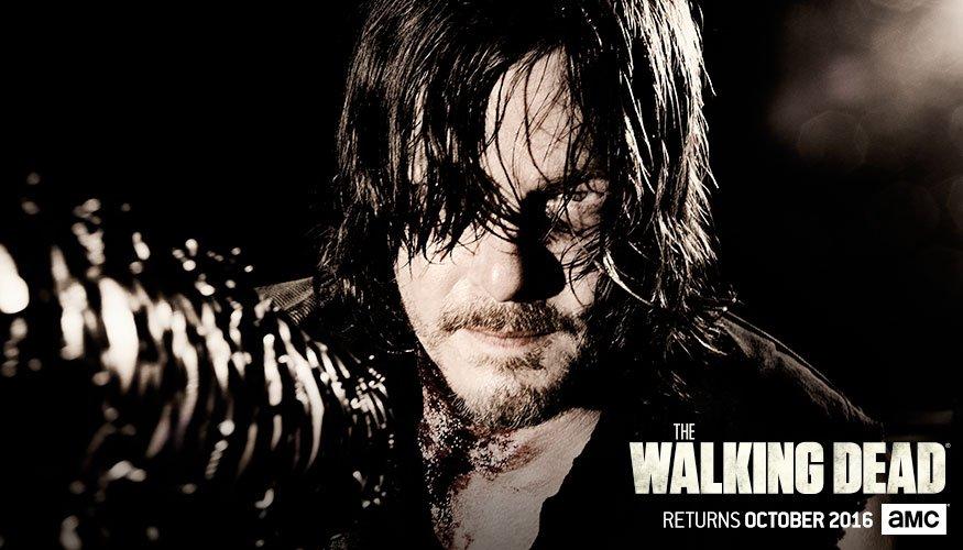 The Walking Dead - Comic Con Season 7 Posters 9/11