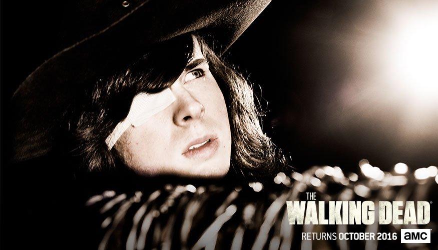The Walking Dead - Comic Con Season 7 Posters 10/11