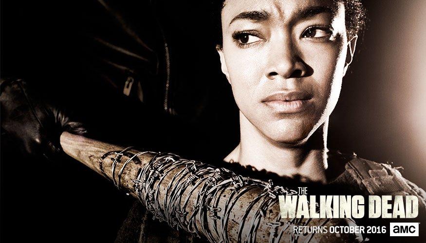 The Walking Dead - Comic Con Season 7 Posters 11/11