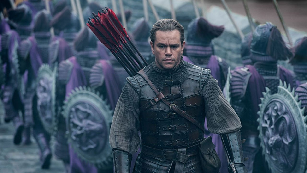 """Matt Damon em """"A Grande Muralha"""": primeiro trailer para o filme chinês mais caro de sempre"""