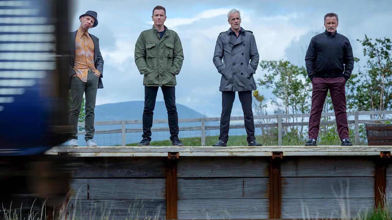 "Participe nos passatempos do filme ""T2: Trainspotting"""