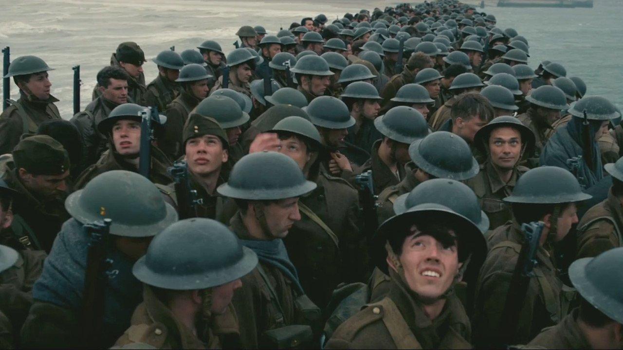 """Procurem abrigo: """"Dunkirk"""" mostra a Segunda Guerra Mundial segundo Christopher Nolan"""