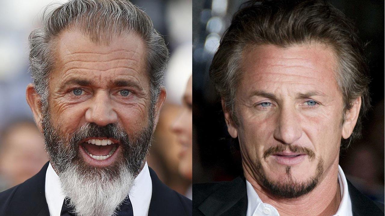 """Mel Gibson e Sean Penn vão escrever um dicionário em """"The Professor and the Madman"""""""