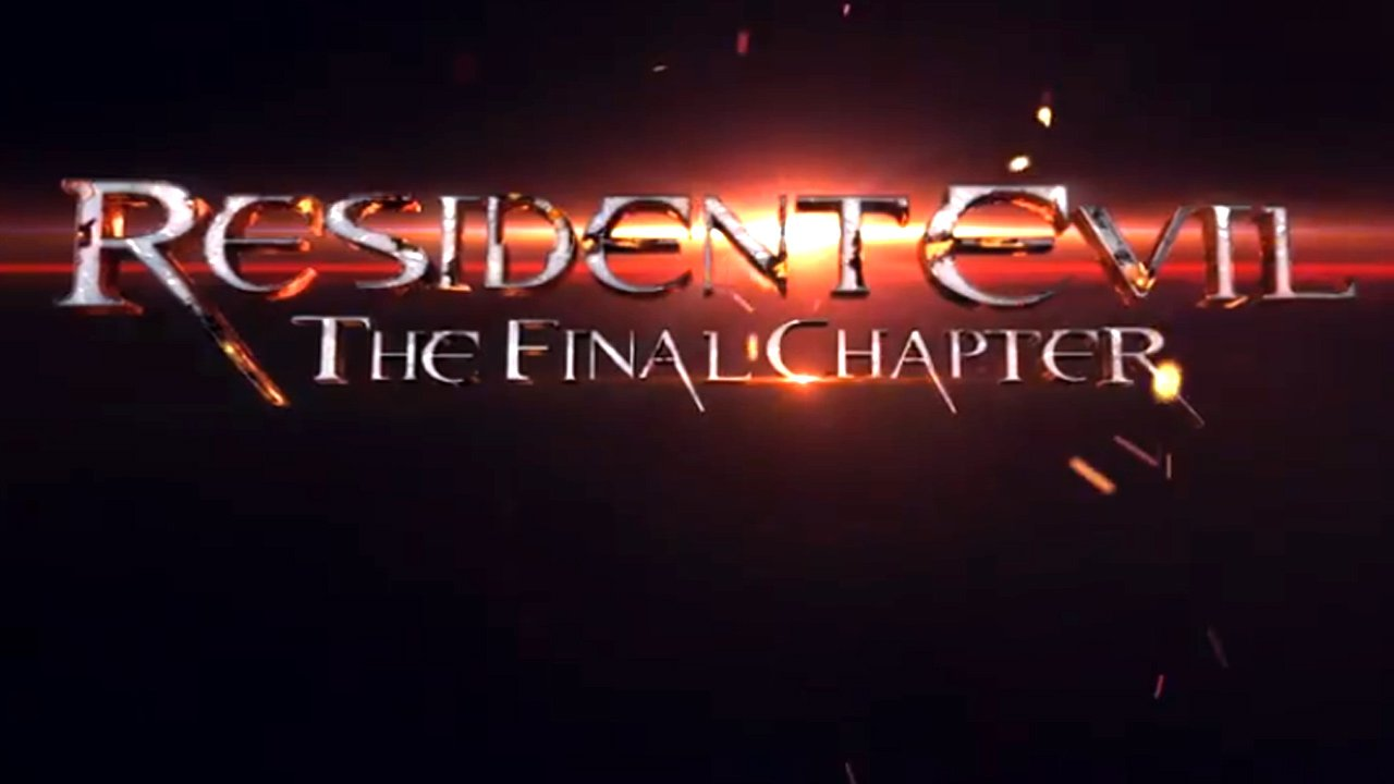 "Primeiras imagens de ""Resident Evil: Capítulo Final"""
