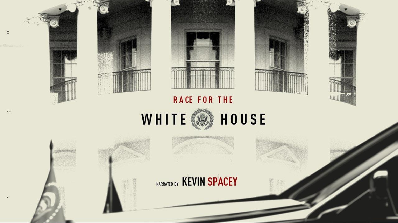 """""""Corrida à Casa Branca"""": Kevin Spacey recorda as campanhas presidenciais mais célebres dos Estados Unidos"""