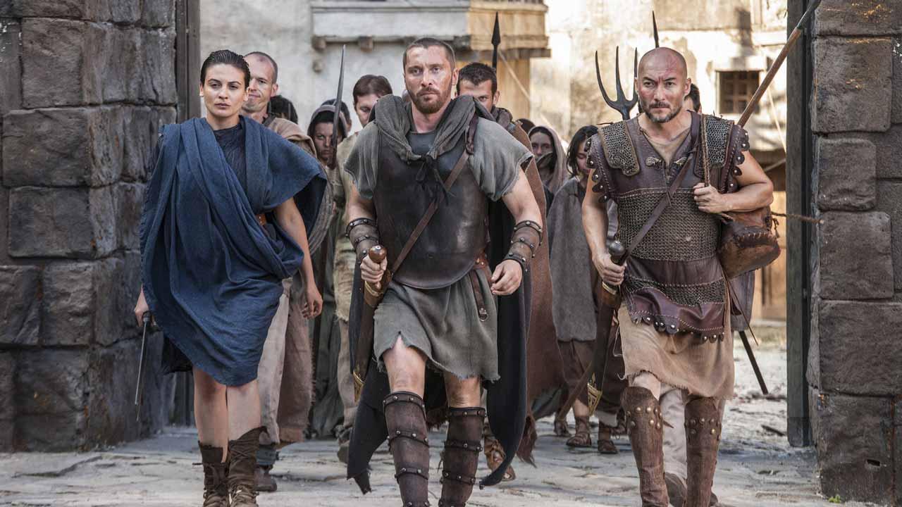 """""""Barbarians Rising"""" em estreia no canal História"""