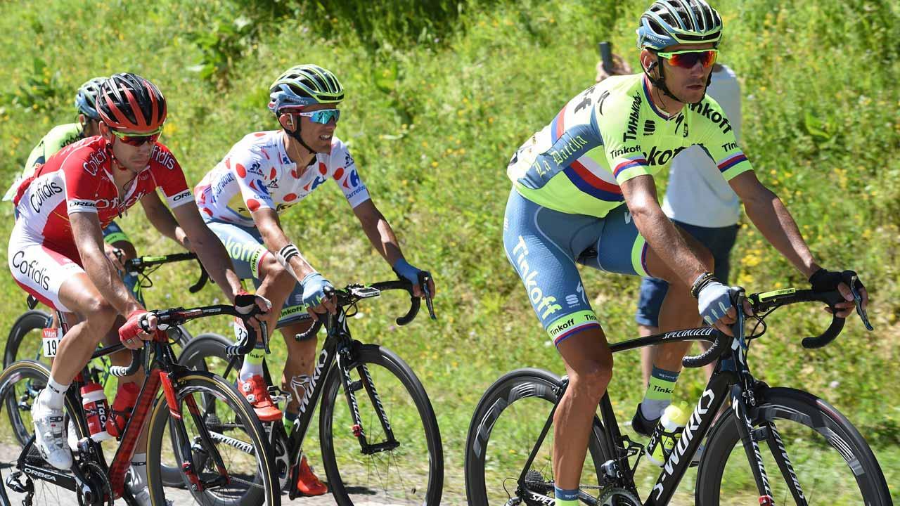 Programação de ciclismo em setembro nos canais Eurosport