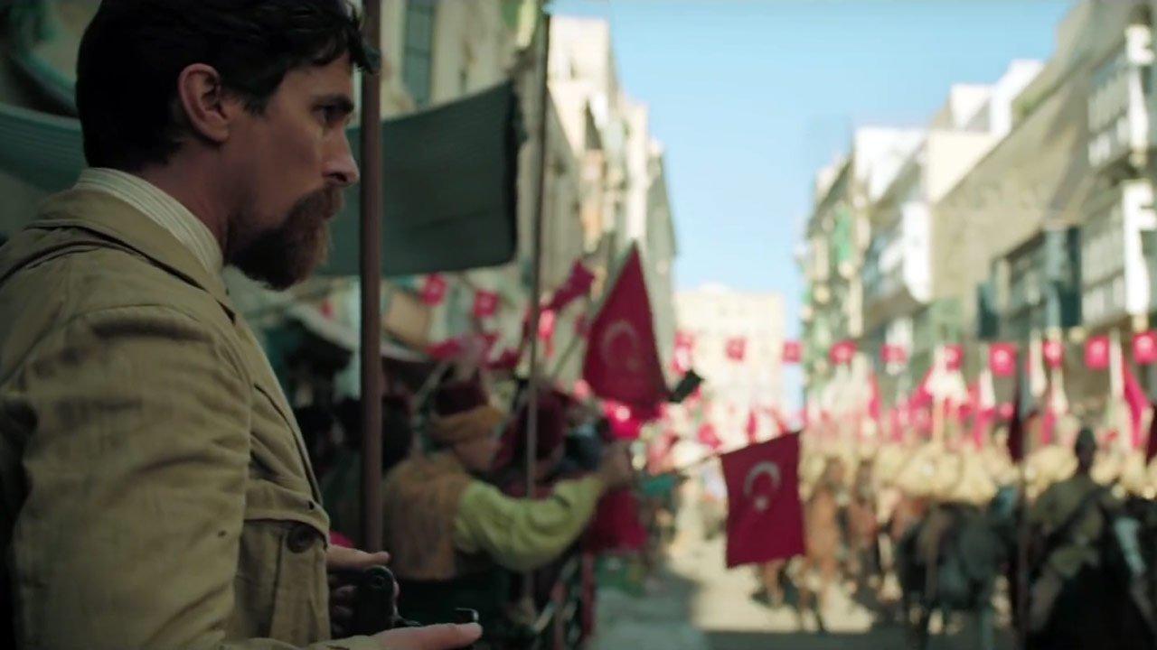 "Primeiro trailer para ""The Promise"" com Christian Bale e Oscar Isaac"