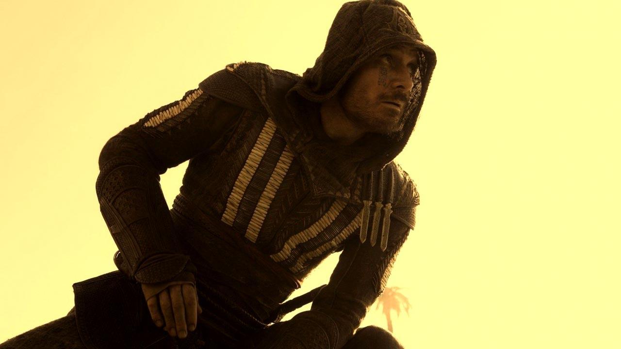 """Reveladas novas imagens de Michael Fassbender em """"Assassin's Creed"""""""