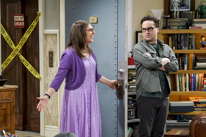 """The Big Bang Theory"" - estreia da temporada 10 2/10"