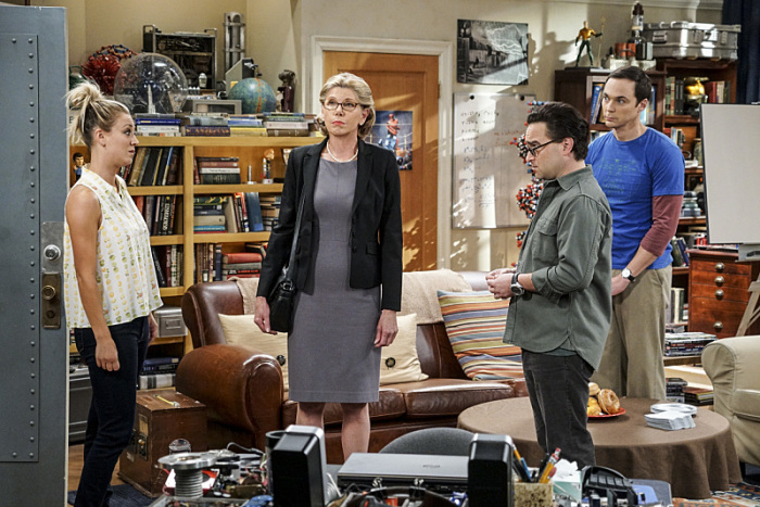 """The Big Bang Theory"" - estreia da temporada 10 4/10"