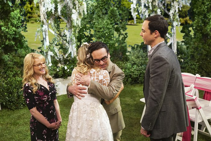 """The Big Bang Theory"" - estreia da temporada 10 7/10"