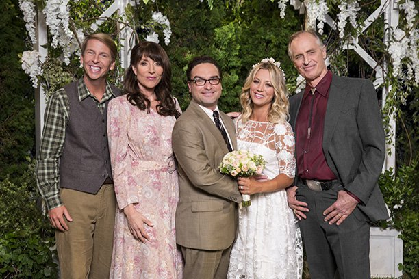 """The Big Bang Theory"" - estreia da temporada 10 9/10"