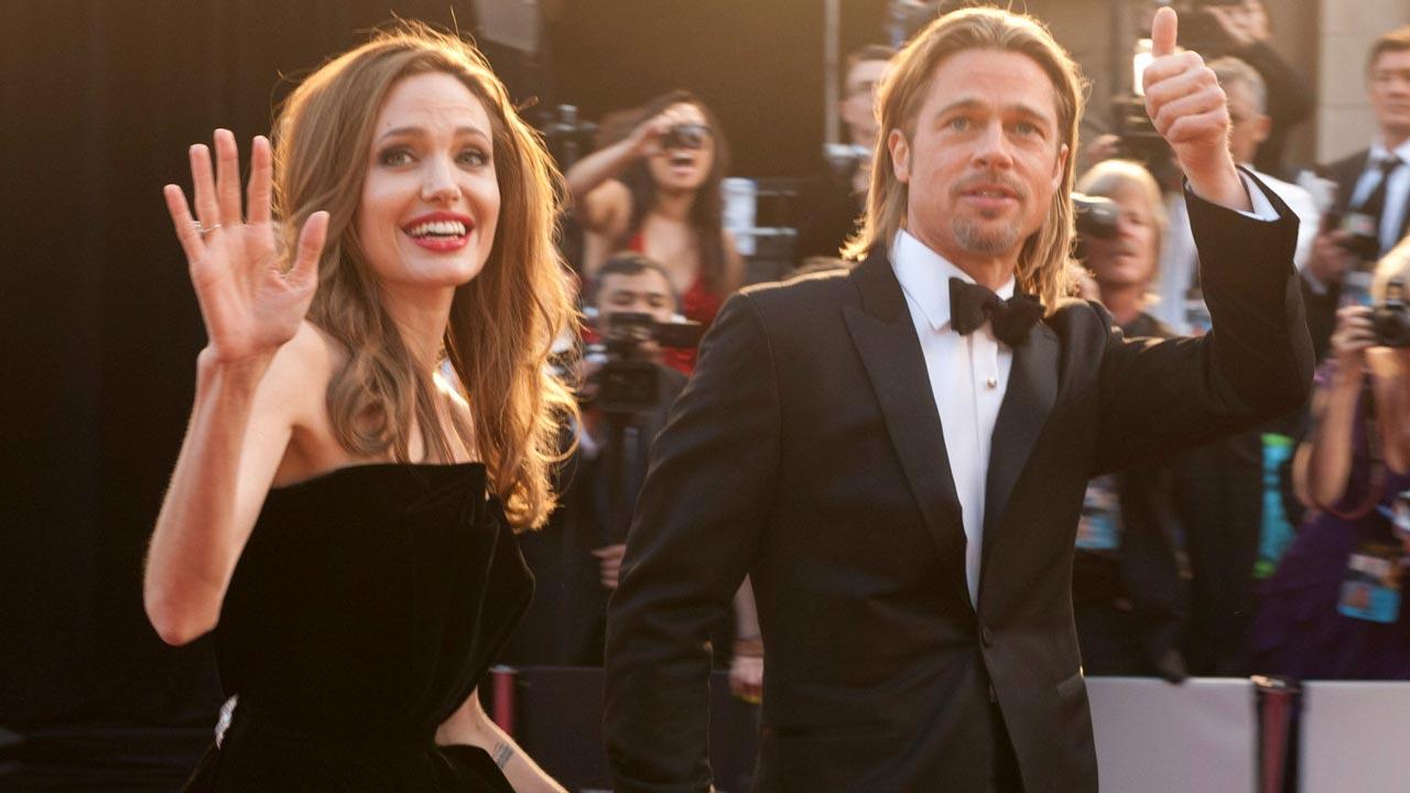 Angelina Jolie e Brad Pitt a caminho do divórcio