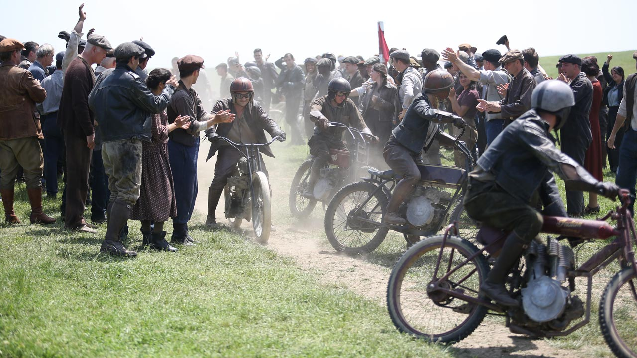 """Harley and the Davidsons"" em estreia no Discovery Channel"