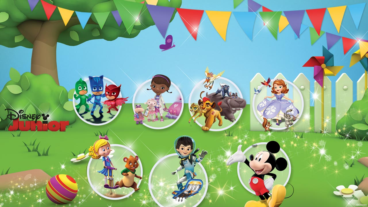 Disney Channel e Disney Junior lançam canais no You Tube