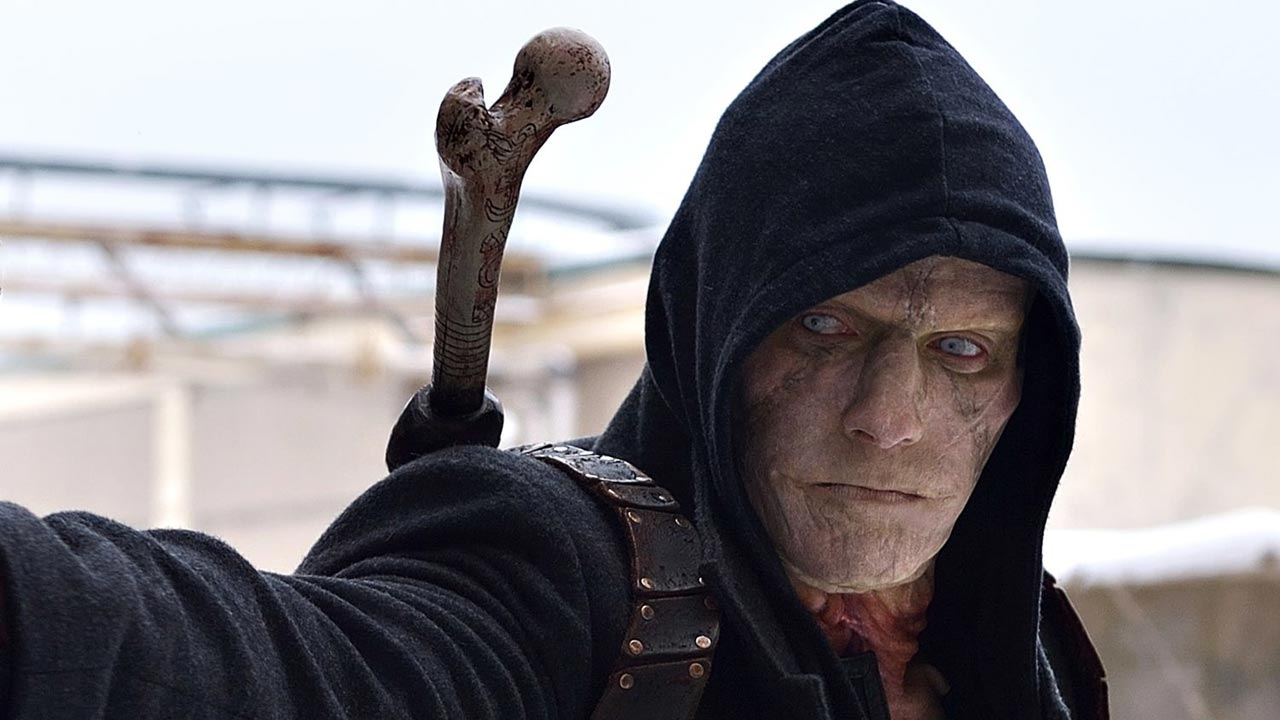 """Série """"The Strain"""" com fim anunciado após a quarta temporada"""