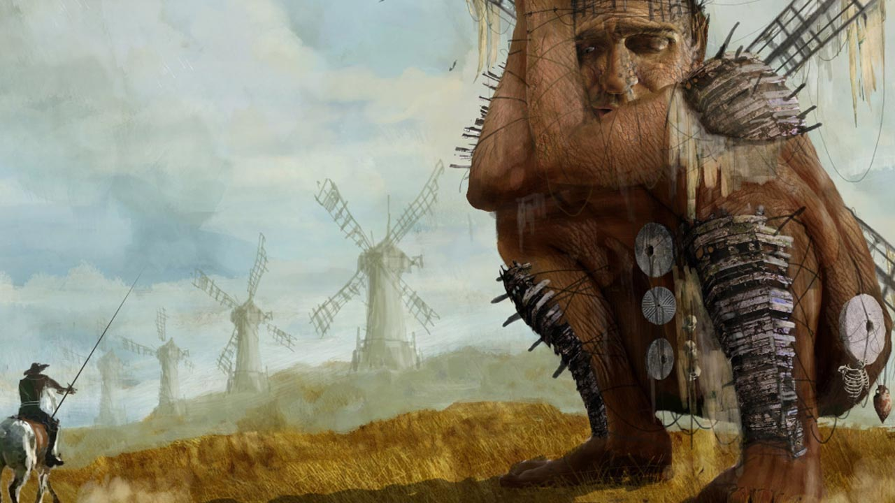"Filmagens de ""The Man Who Killed Don Quixote"" suspensas - Terry Gilliam diz que produtor português falhou"
