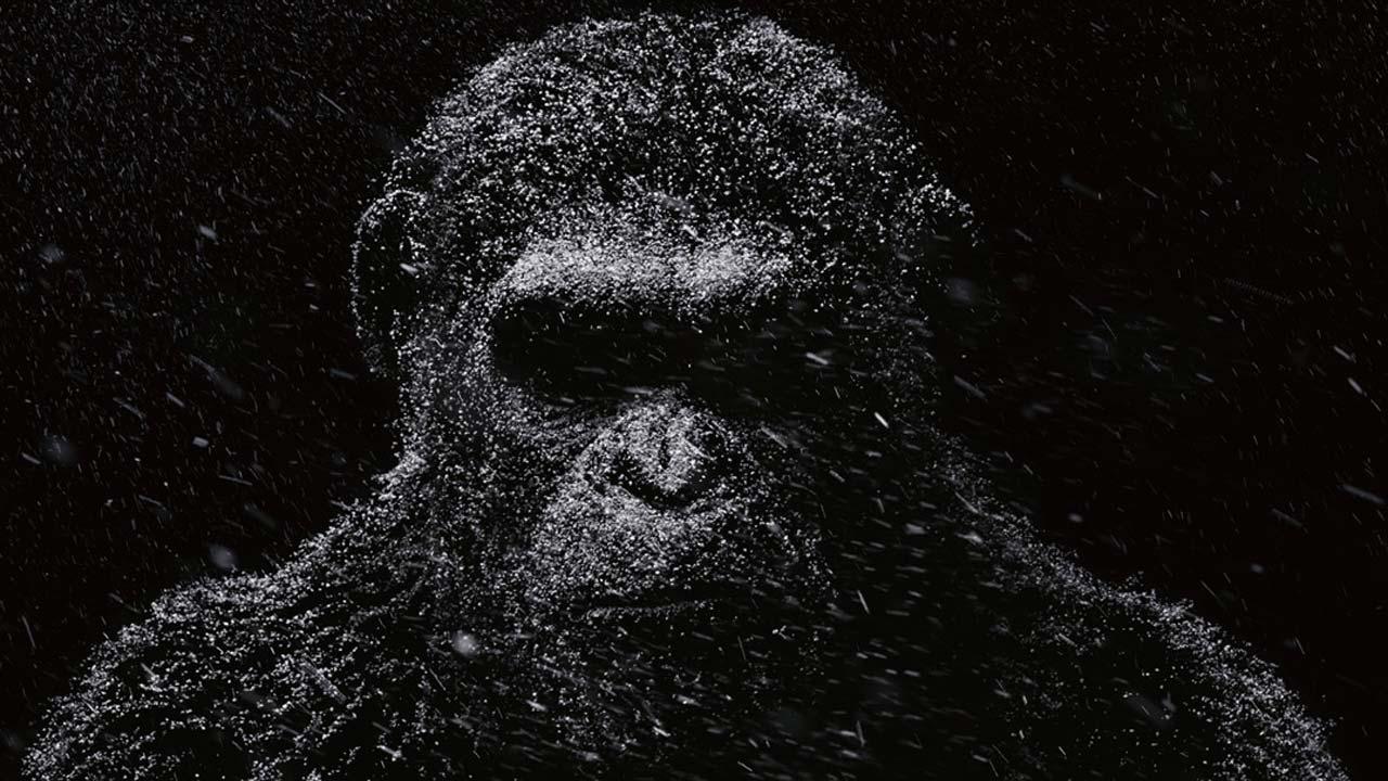 "Primeiro teaser de ""War for the Planet of the Apes"""
