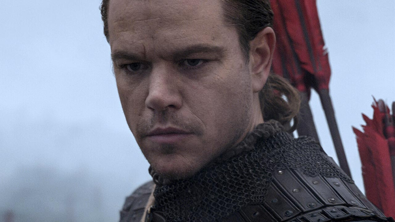 Novo trailer para as aventuras de Matt Damon na China