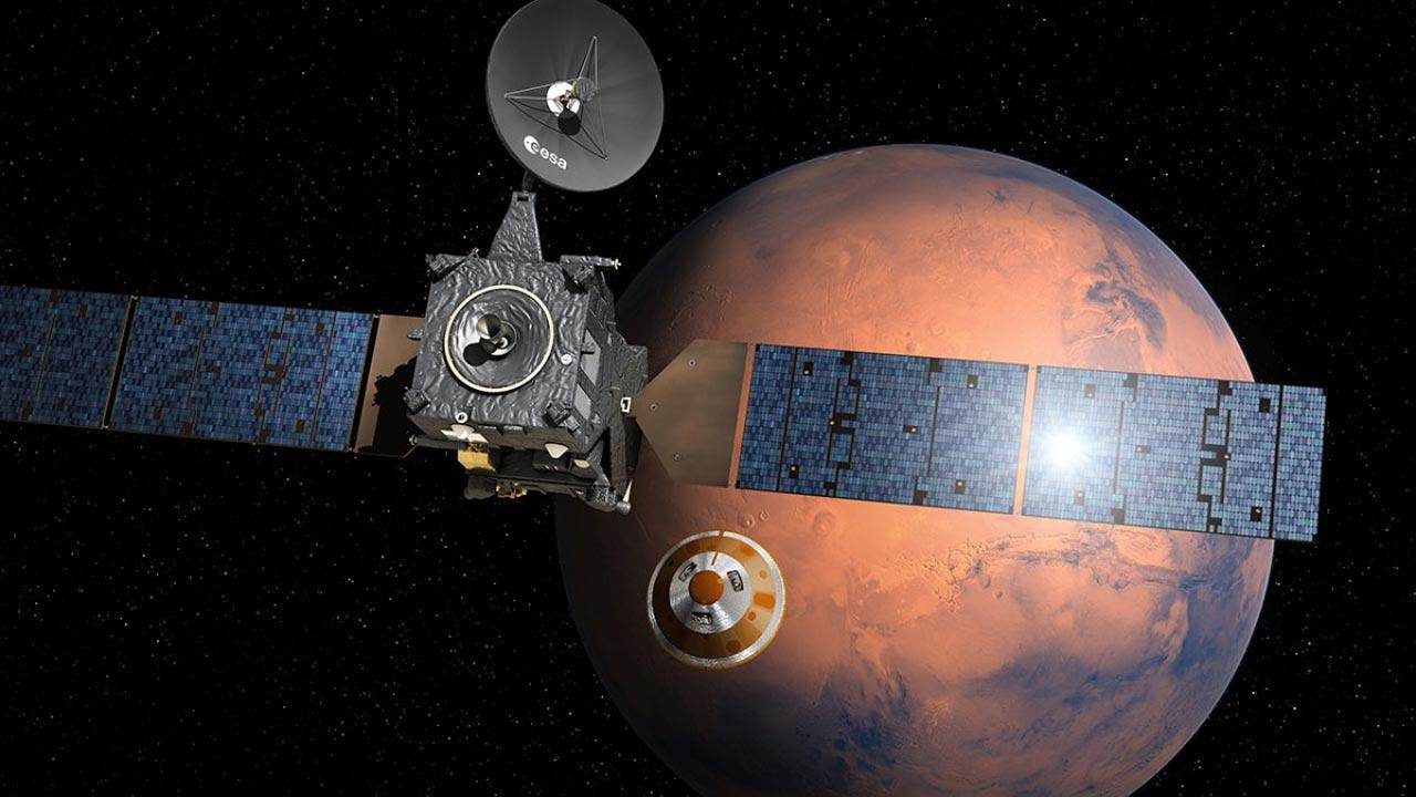 """""""ExoMars: A Luta Pela Vida"""" traça retrato de missão para conquistar Marte"""