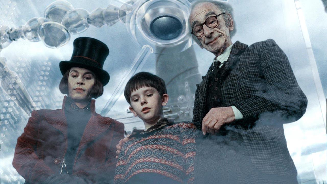 """Willy Wonka de """"Charlie e a Fábrica de Chocolate"""" vai ter filme a solo"""