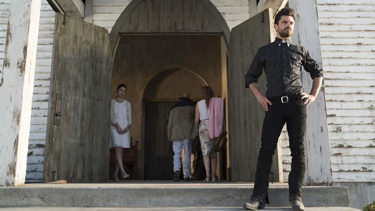 """""""Preacher"""" chega finalmente a Portugal ao canal AMC"""