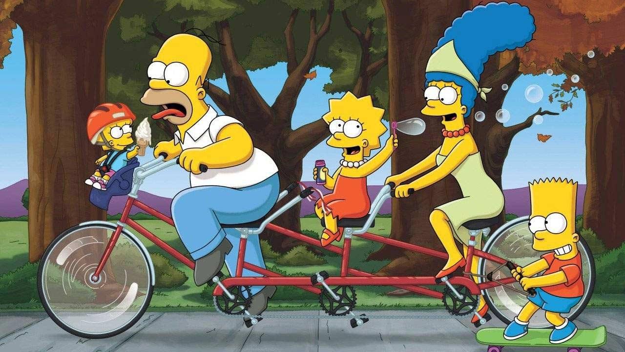"""""""Os Simpsons"""" renovada por mais duas temporadas"""
