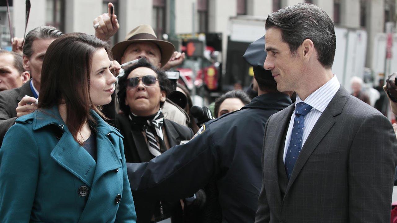 "ABC encurta primeira temporada de ""Conviction"""