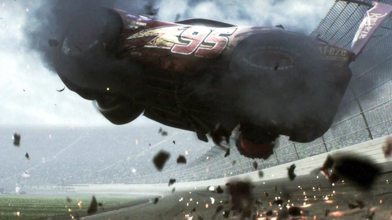 "Pixar lança teaser trailer de ""Carros 3"""