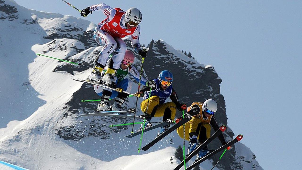 Calendário de transmissões de desportos de inverno nos canais Eurosport