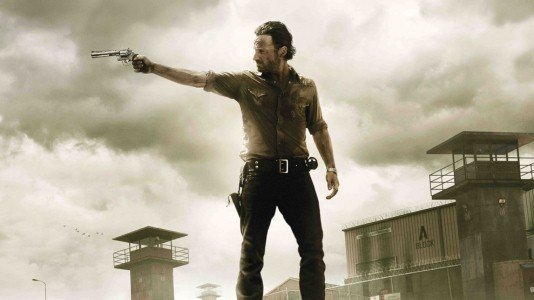 "Cartaz oficial e novas imagens da terceira temporada de ""The Walking Dead"""