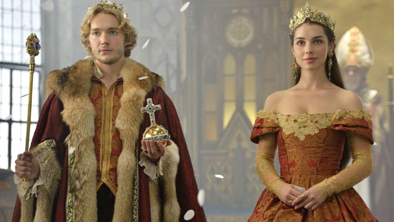 """Canal The CW diz que a série """"Reign"""" termina ao fim de quatro temporadas"""
