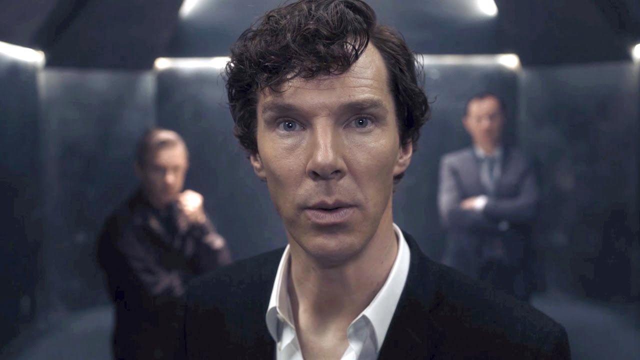 """Tensão e um segredo na quarta temporada de """"Sherlock"""""""
