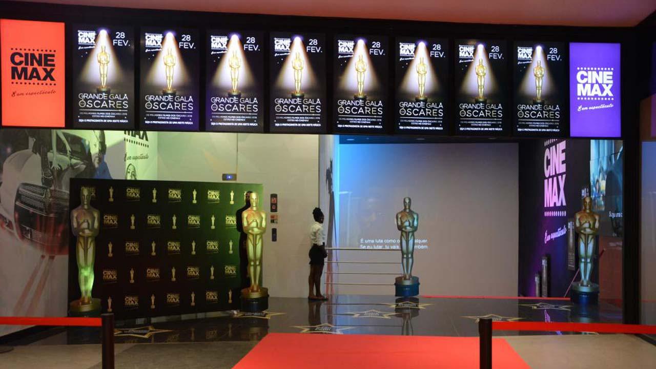 Cinemas do Belas Shopping em Luanda reabrem a 14 de dezembro