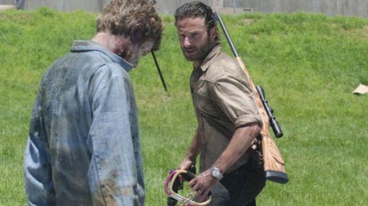 """Imagens e novidades sobre o regresso de """"The Walking Dead"""""""